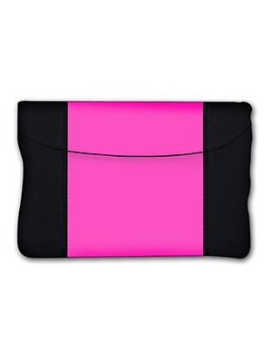 Hot Pink and Black Car Trash Bag