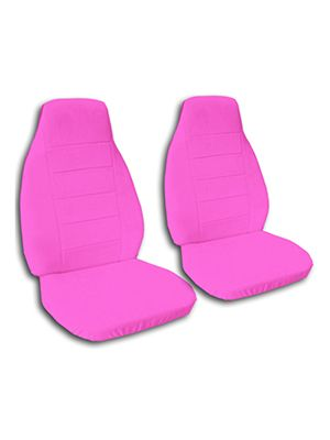 Hot Pink Car Seat Covers