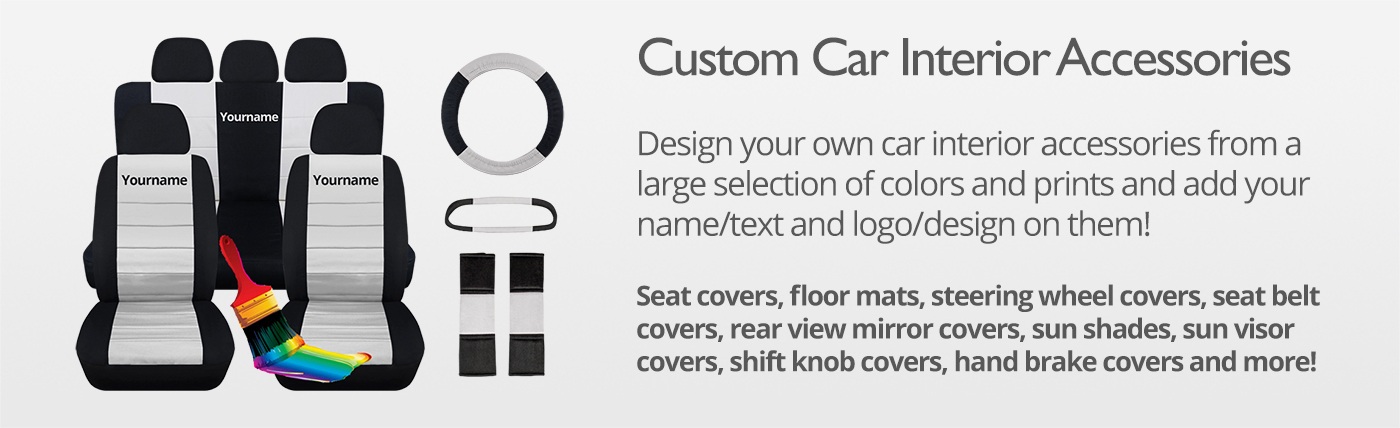 Custom SUV Interior Accessories