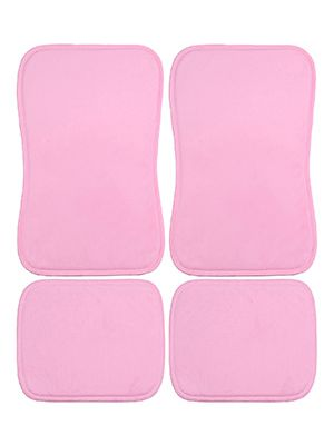 Cute Pink Car Floor Mats