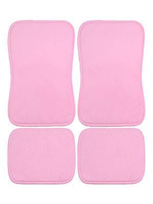 Cute Pink Car Floor Mats
