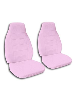 Cute Pink Car Seat Covers