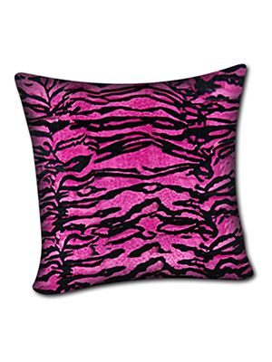Pink Tiger Pillow Cover