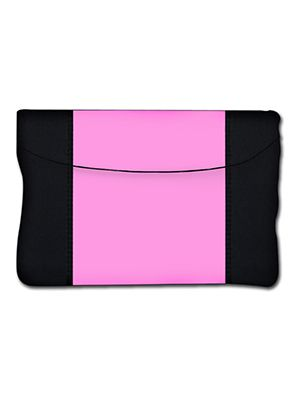 Cute Pink and Black Car Trash Bag