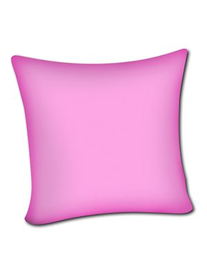 Cute Pink Pillow Cover
