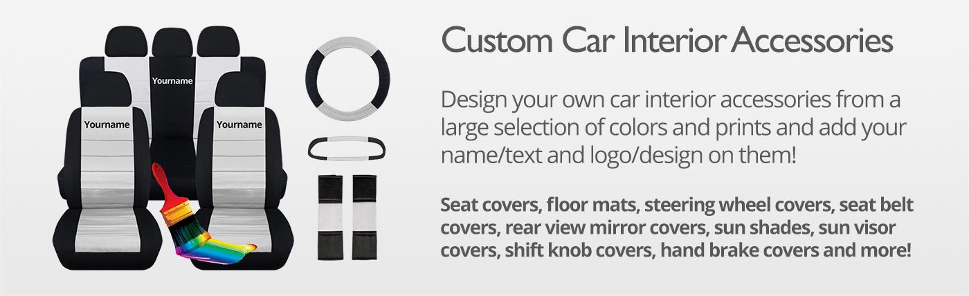 Custom SUV Interior Accessories