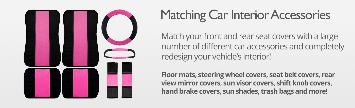 Matching Interior Accessories