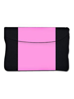 Cute Pink and Black Car Trash Bag