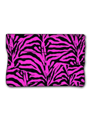 Pink Zebra Car Trash Bag
